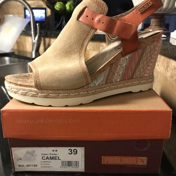 47b0f441a290f PIKOLINOS Shoes | Brand Wedges Designed For Comfort | Poshmark